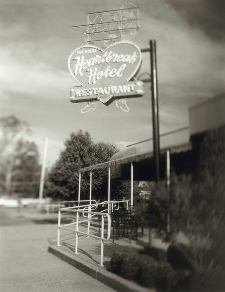 Heartbreak Hotel</BR>Graceland Plaza, Memphis