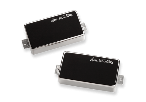 Dave Mustaine -nickel covered pickup Set