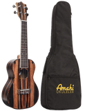 Amahi Classic Ebony UK990C- With eq