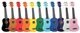 Diamond Head and Milo Ukuleles