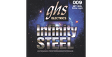 GHS ISXL Infinity Steel Black Coated Guitar Strings