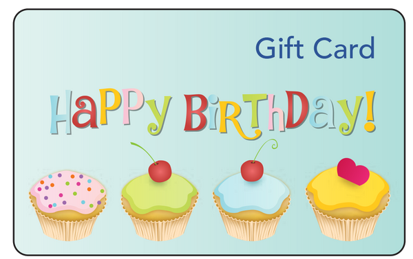 Gift Cards Vend Gift Cards – Birthday Gift Cards