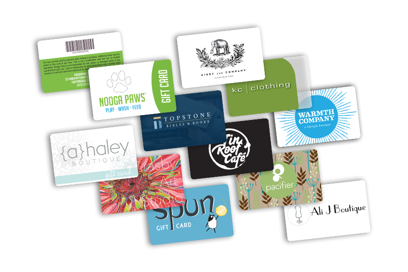 Vend Gift Cards - Custom Gloss