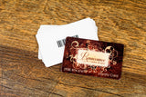 Vend Gift Cards - Vend Loyalty Cards - Custom Matte