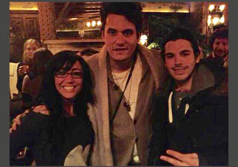 John Mayer & Eda & Betty!