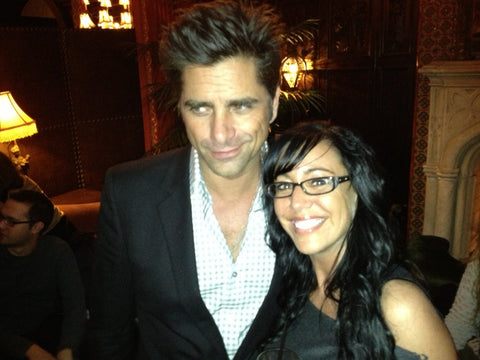 John Stamos @ Eda & Betty Birthday Party