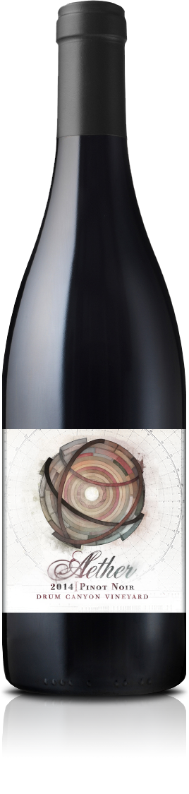 2014 Aether Drum Canyon Pinot Noir