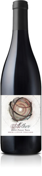 2015 Aether Drum Canyon Pinot Noir