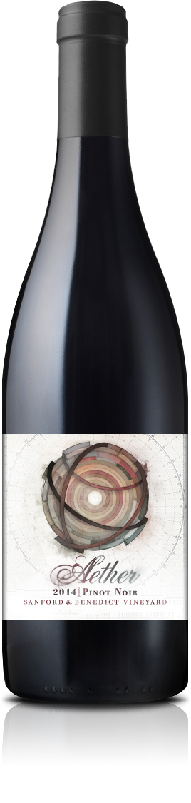 2014 Aether Sanford & Benedict Pinot Noir