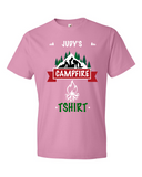 Personalized Campfire Tshirt
