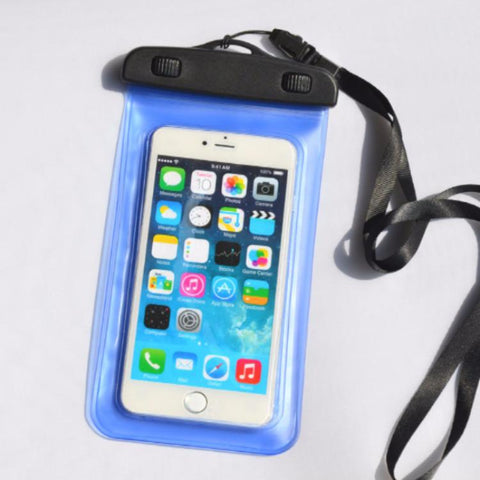 CELL PHONE WATERPROOF POUCH