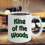 King of the Woods Mug