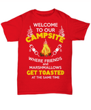 RVing T-Shirt - Welcome To Our Campsite