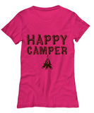 Camping T-Shirt - Happy Camper