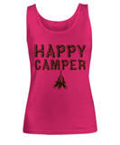 Gift For Camper - Happy Camper Tank Top
