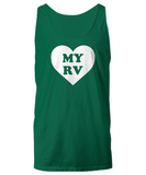 Love My RV Heart Tank