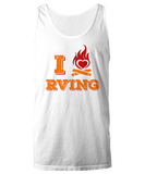 I love RVing Tank Top