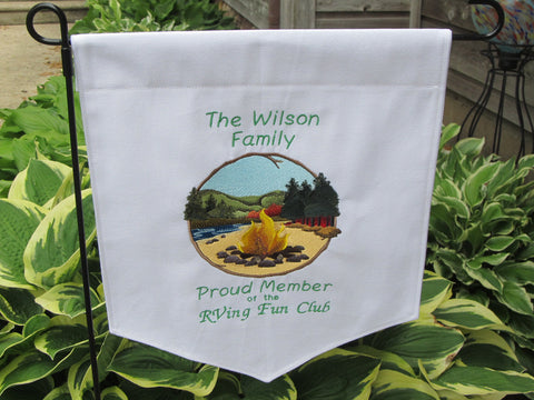 RVing Fun Club Flag