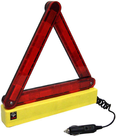 LED Traffic Safety Triangle