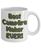 Camping Cup - Best Campfire Maker Ever…Mug