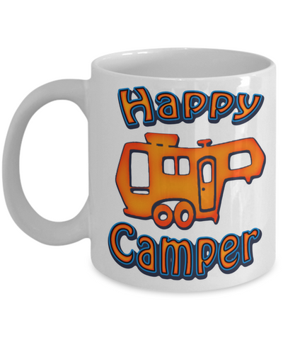 Happy Camper - 5th Wheel Mug