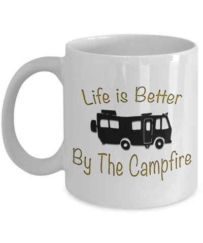 Motorhome - Life is Better - Coffee Mug