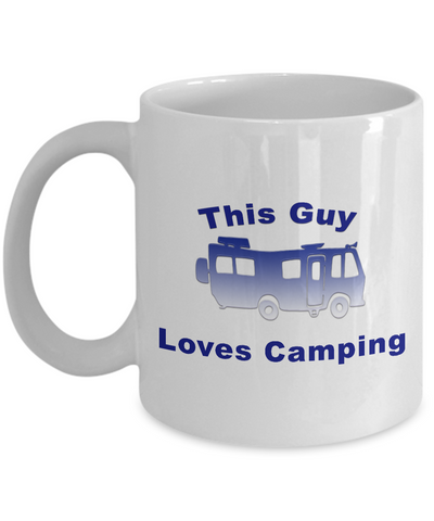 Motorhome - This Guy Loves - Coffee Mug