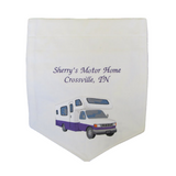 Great RV Gift - Personalized RV Flag