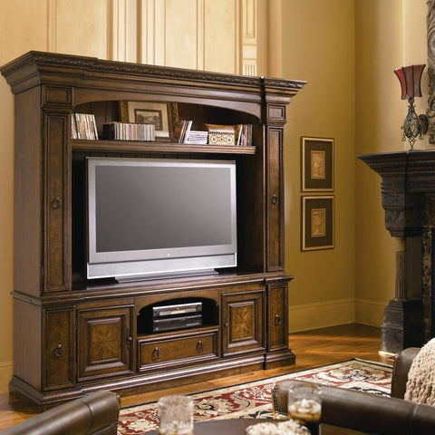 Universal Furniture Bolero Entertainment Hutch