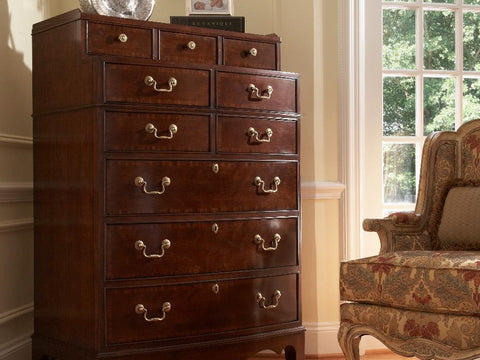 American Cherry Chesapeake Tall Chest