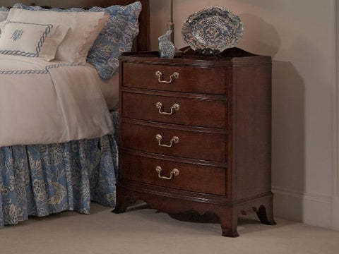 American Cherry Richmond Bedside Table