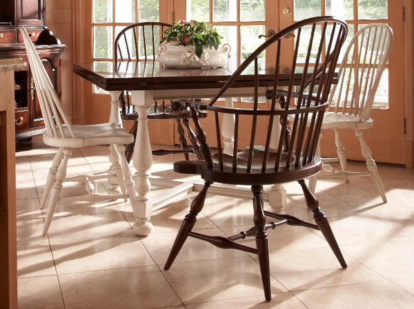 American Cherry Rhode Island Windsor Side Chair Palmetto