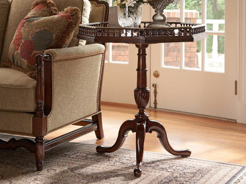 American Cherry McIntire Table