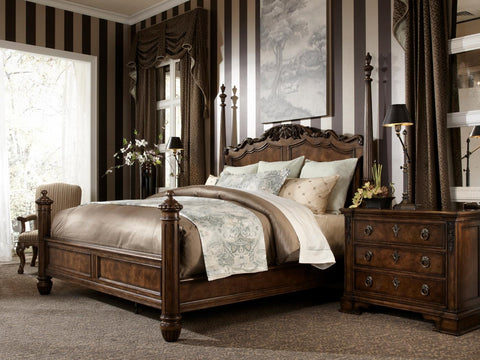 Belvedere King Poster Bed