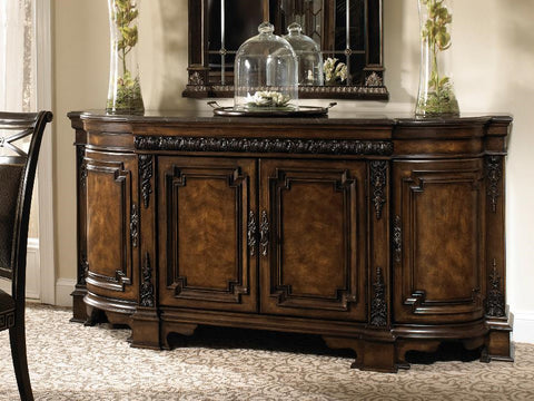 Belvedere Credenza With Marble Top