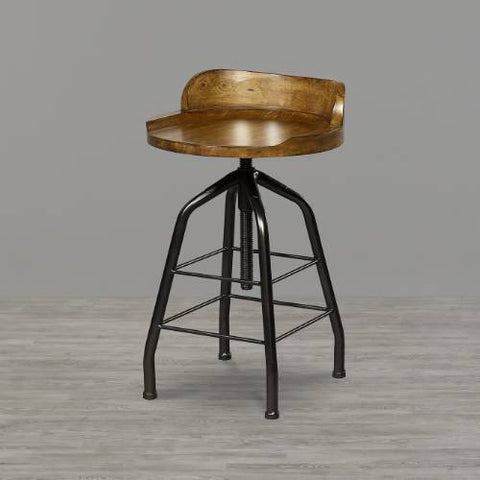 Universal Furniture Great Rooms Potter's Stool (1/ctn SU)