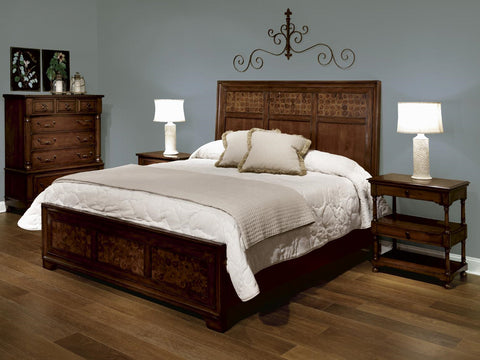 Harbor Springs King Panel Bed