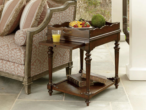 Harbor Springs Tray End Table