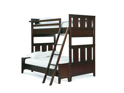 Universal Furniture Freestyle Twin Over Full Bunk Bed