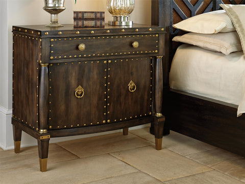 Humphrey Bogart Goodnight Sweetheart Nightstand Palmetto