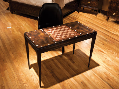 Humphrey Bogart Checkmate Game Table