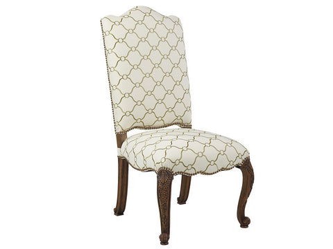 Biltmore Caravan Upholstered Side Chair
