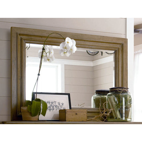 Universal Furniture Down Home Landscape Mirror