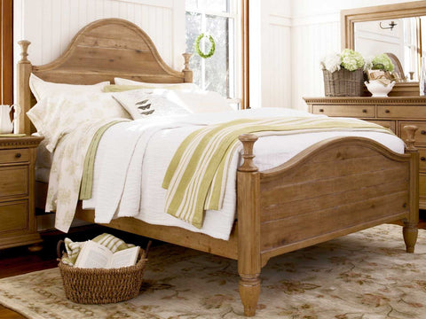 Universal Furniture Down Home Bed Headboard 6/6