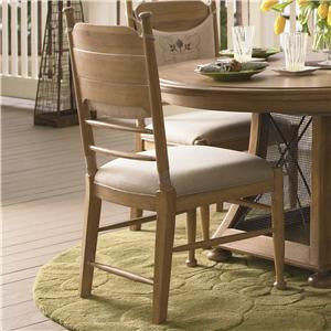 Universal Furniture Down Home Side Chair (2/ctn KD)