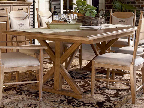 "Universal Furniture Down Home Family Style Table Top (1 18""leaf)"