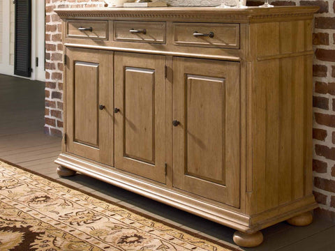 Universal Furniture Down Home The Hostess Credenza