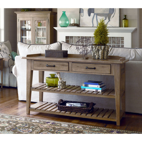 Universal Furniture Down Home TV Console / Serving Table