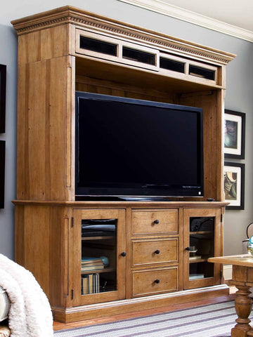 Universal Furniture Down Home Entertainment Hutch