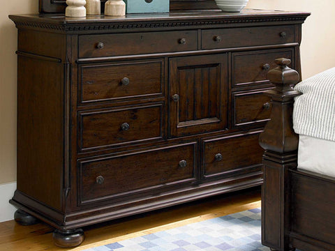 Universal Furniture Down Home Door Dresser